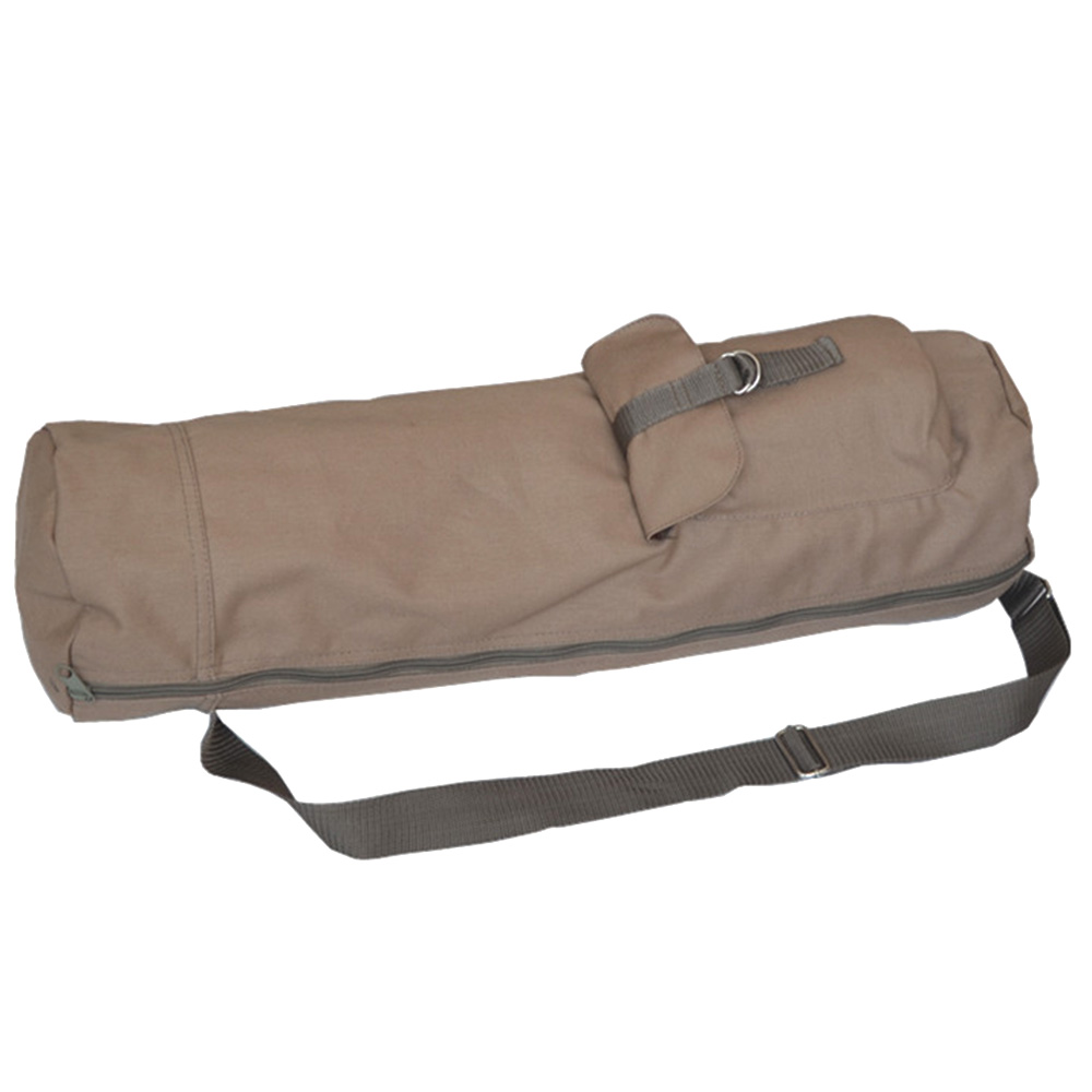1Piece Yoga Mat Bag Waterproof Zipper Yoga Mats Large Capacity with Expandable Pockets Multi Purpose Cross-body Gym Bags  yoga mat zipper bag 1Piece font b Yoga b font font b Mat b font font b Bag b font