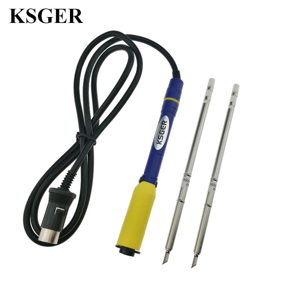 buy ksger fm2028 handle t12 ku electronic t12 solder iron tips 3 cores handle. Black Bedroom Furniture Sets. Home Design Ideas