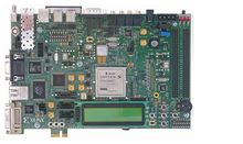 XILINX Virtex-5 Placa de desarrollo HW-V5-ML506-UNI-G Xtreme DSP GTP PCIe(China)