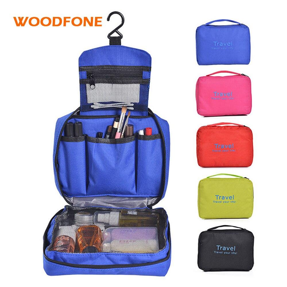 WOODFONE Organizador de Bolsas de Lavado de Almacenamiento de Viaje - Bolsas para equipaje y viajes