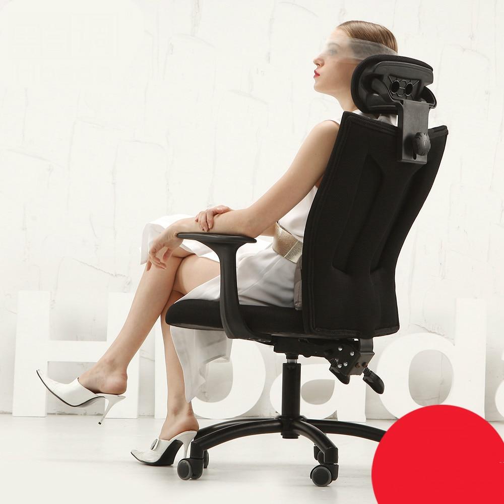 Mesh Cloth Ergonomic Executive Office Chair Swivel Lying Lifting Computer Chair Cadeira Bureaustoel Ergonomisch Sedie Ufficio