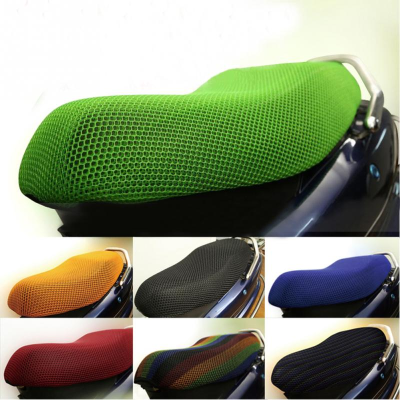 Sunscreen Seat Cover Prevent Bask In Seat Scooter Sun Pad Waterproof Heat Insulation Cushion Protect Sun Block Cool Motorcycle