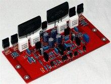 Berlin 933 lignes +/-48VDC 1.0 canal 2SA1216 + 2SC2922 amplificateur conseil 150 W mieux LM3886