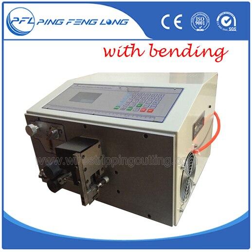 PFL 09 Automatische elektrische kabel abisolieren biegen und ...