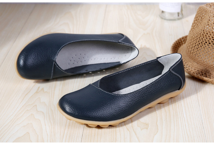 AH 5928-2019 Spring Autumn Woman Flats Casual Women Loafers-23