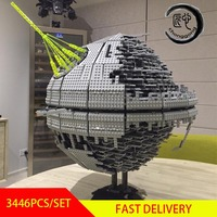 Star War classic Death Star The second generation fit legoings 10143 figures technic Model Building Blocks Bricks toys gift kid