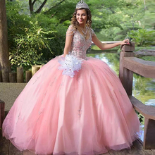 Ike Chimbandi Ball Gown Quinceanera Dresses 2019 15 Dress