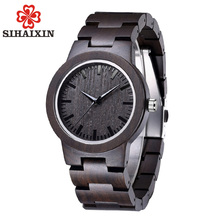 SIHAIXIN Wristwatch with Vintage