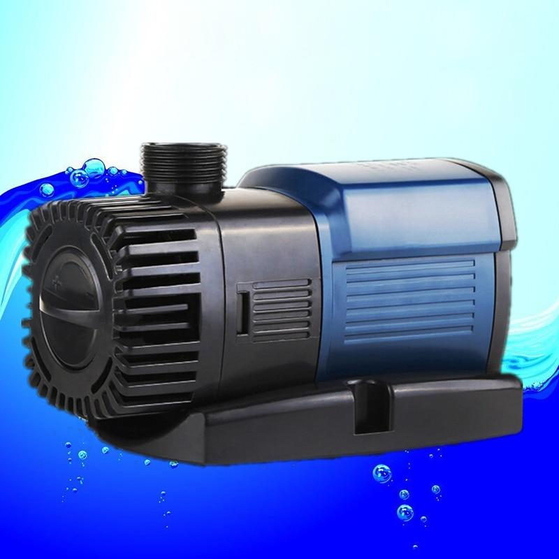 4800L/h SUNSUN JTP-4800 Adjustable Aquarium Water Pump Hydroponics Pond Circulation Pump Submersible Water Fountain Rockery Pump