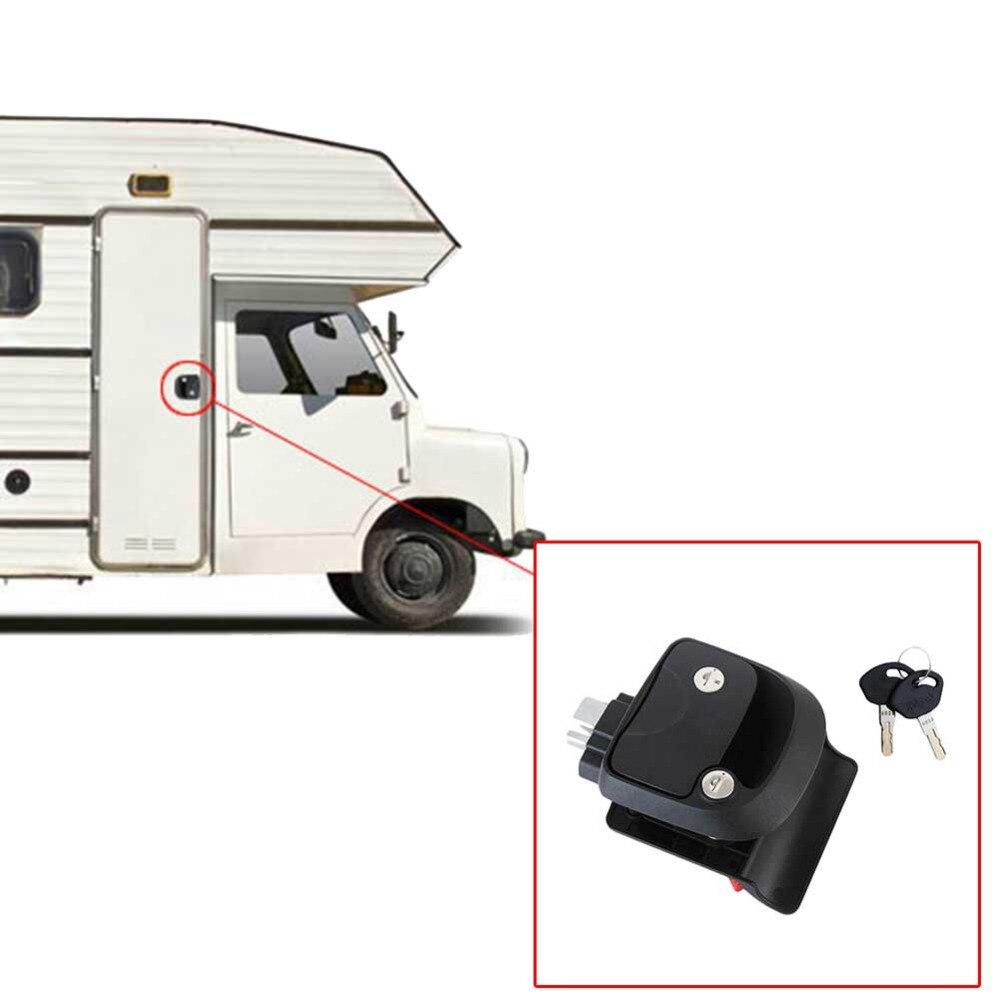 Encell Travel Trailer Rv Camper Entry Door Lock Latch Motor Home Caravan