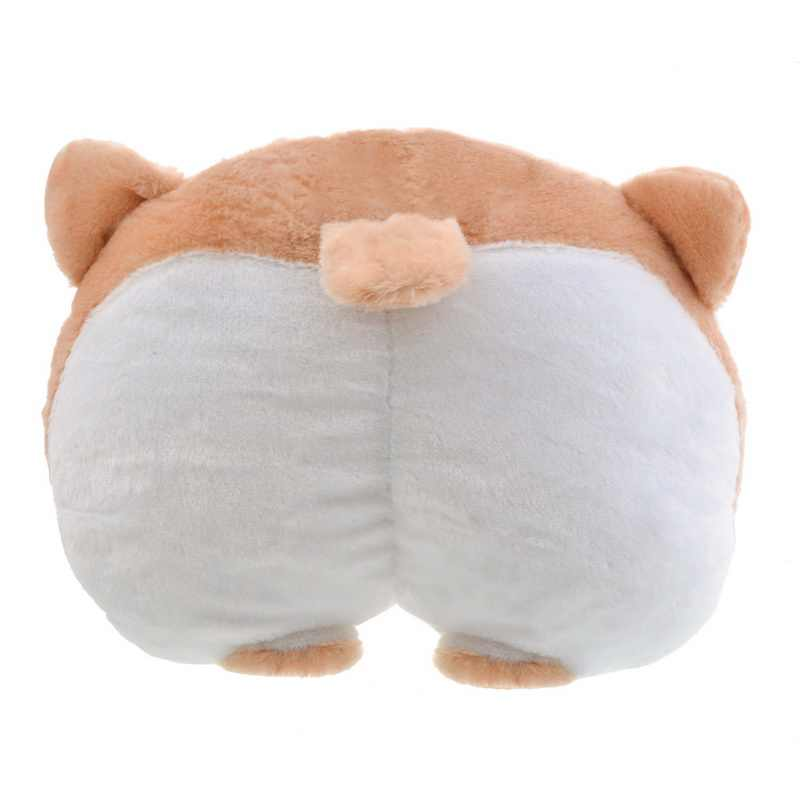 Креативный диван подушка Нижняя Стыковая плюшевая теплая подушка Подушка плюшевая грелка для рук игрушка Диван Шея ГОЛОВА подушки с изображением животных Новинка