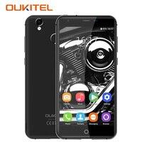 In Stock Oukitel K7000 4G LTE Dual Sim Smartphone 5 Inch MT6737 Quad Core 2G 16G