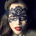 adult games Sexy black lace hollow mask goggles night club queen sex mask,lingerie Cutout Eye Masks for Masquerade Party Mask