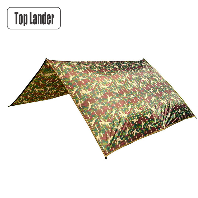Large Tent Tarp Ultralight Waterproof Hammock Rain Fly For Outdoor Camping Hiking Backpacking Shelter BBQ Party Beach Pergola коробка для мушек snowbee slit foam compartment waterproof fly box x large