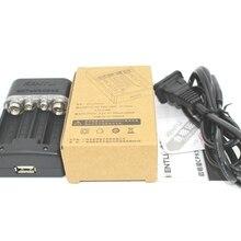 KENTLI 1,5 V AA/AAA литий-ионный полимерный аккумулятор зарядное устройство интеллектуальное зарядное устройство Быстрая зарядка 5 лет гарантии