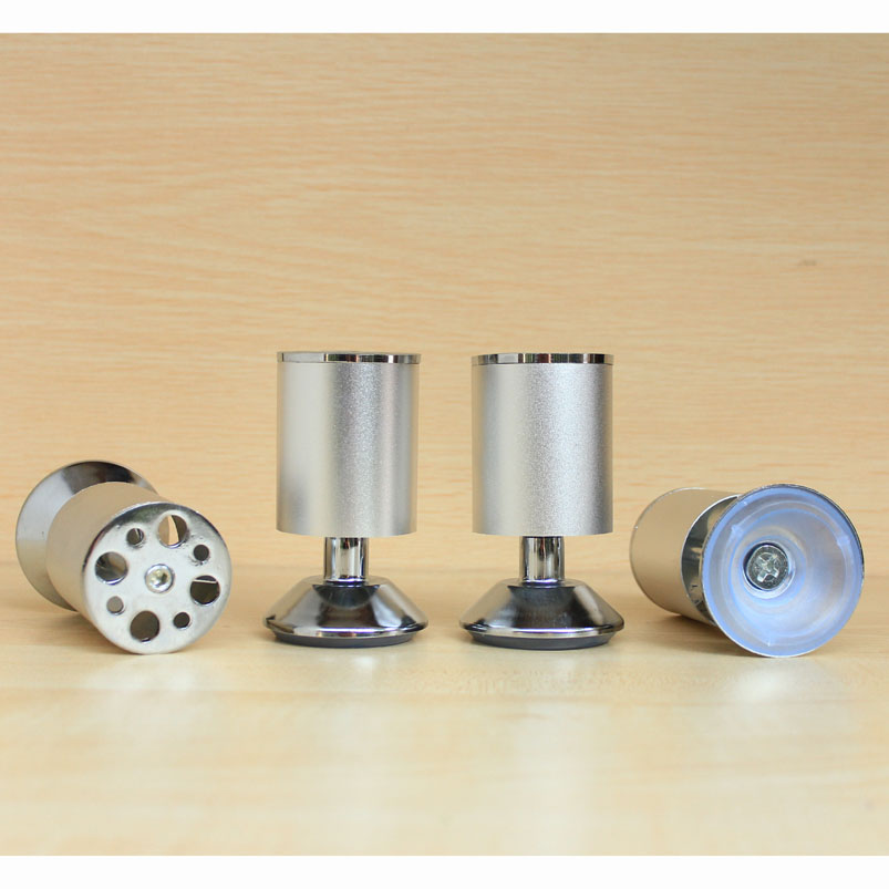 4 Pcs Metal Legs Furniture Kitchen Cabinet Feet Aluminum 4 Height China