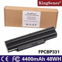 KingSener Japanese Cell Original New Laptop Battery For Fujitsu LifeBook A532 AH532 AH532 GFX FPCBP331 FMVNBP213