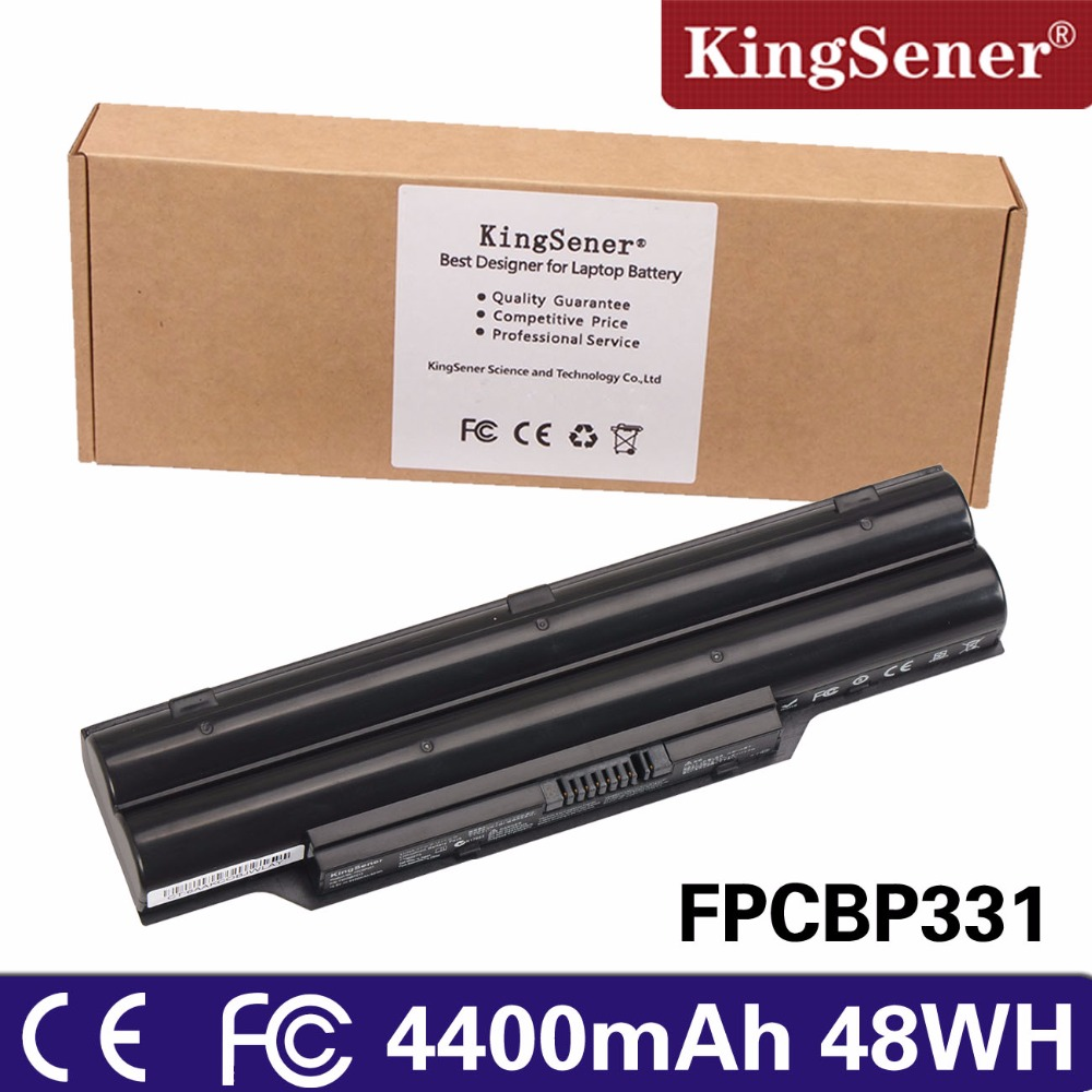 KingSener Japanese Cell FPCBP331 Battery for Fujitsu LifeBook A532 AH512 AH532 AH532/GFX FPCBP331 FMVNBP213 FPCBP347AP 4400mAh спот paulmann 60158