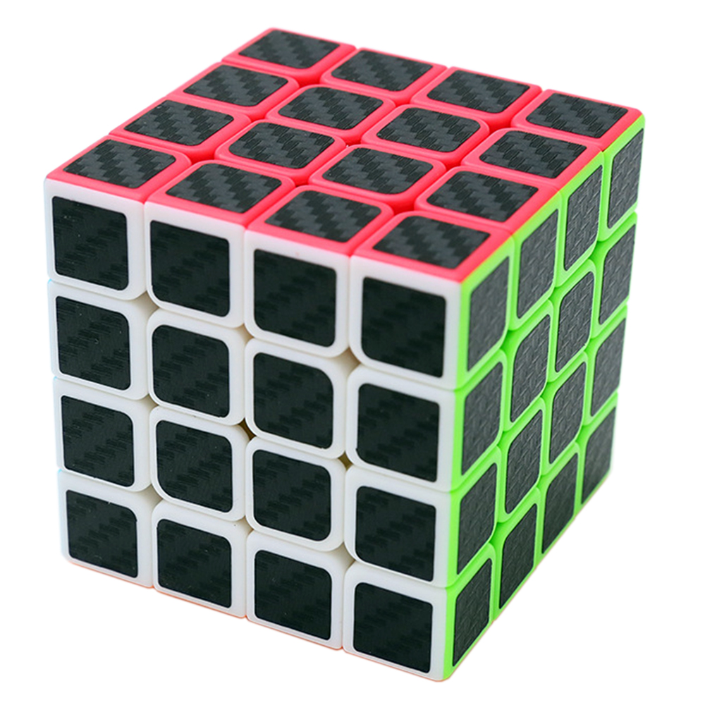 4 Layers ZCUBE's Cubes Magic Cubes 4*4*4 on 4x4x4 Professional Puzzle Cube Toy for Children 6.2CM Speed Rubix Rubic Cubo Megico