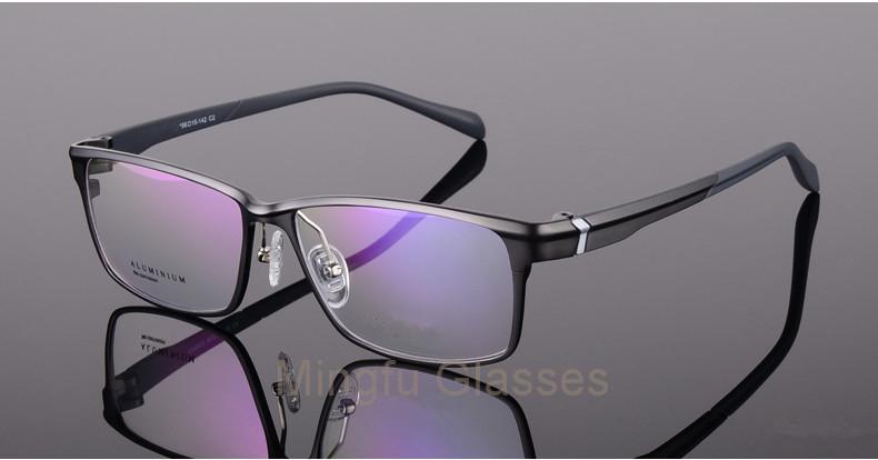 73fe8129bf Metel Alloy Eyeglasses Vintage Nerd Full Rim Optical Frame Prescription  Spectacle Glasses For Men Women Reading Glasses 31470USD 15.98 piece