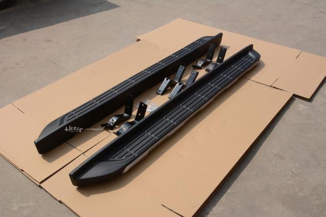Pie de barra lateral para Ford Ranger 2012-2017CALIDAD DE ESTILO ¡iso9001