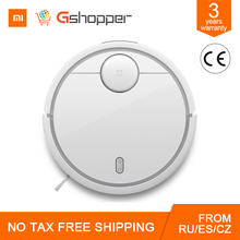 Originele Xiaomi Global Versie Mi Robot Stofzuiger Mi Robotic Smart Gepland Type App Controle Auto Charge Lds Scan Vegen