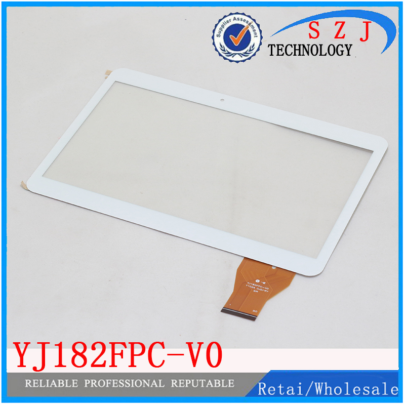 Original 10.1 inch Tablet PC YJ182FPC-V0 Capacitive Touch screen panel Digitizer Glass Sensor Free Shipping