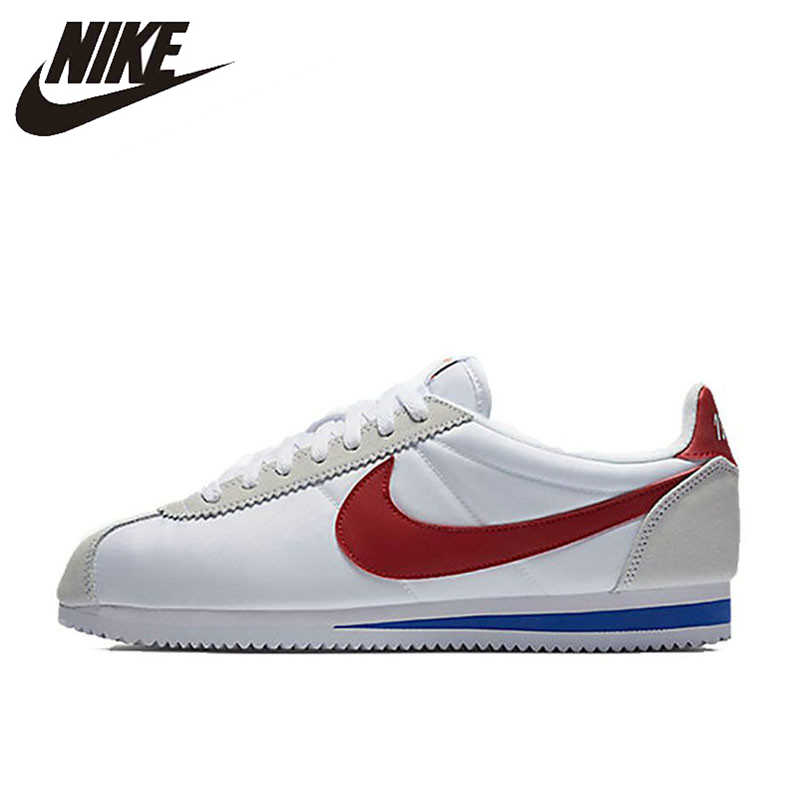 Nike CLASSIC CORTEZ New Arrival Women's Running Shoes Shock