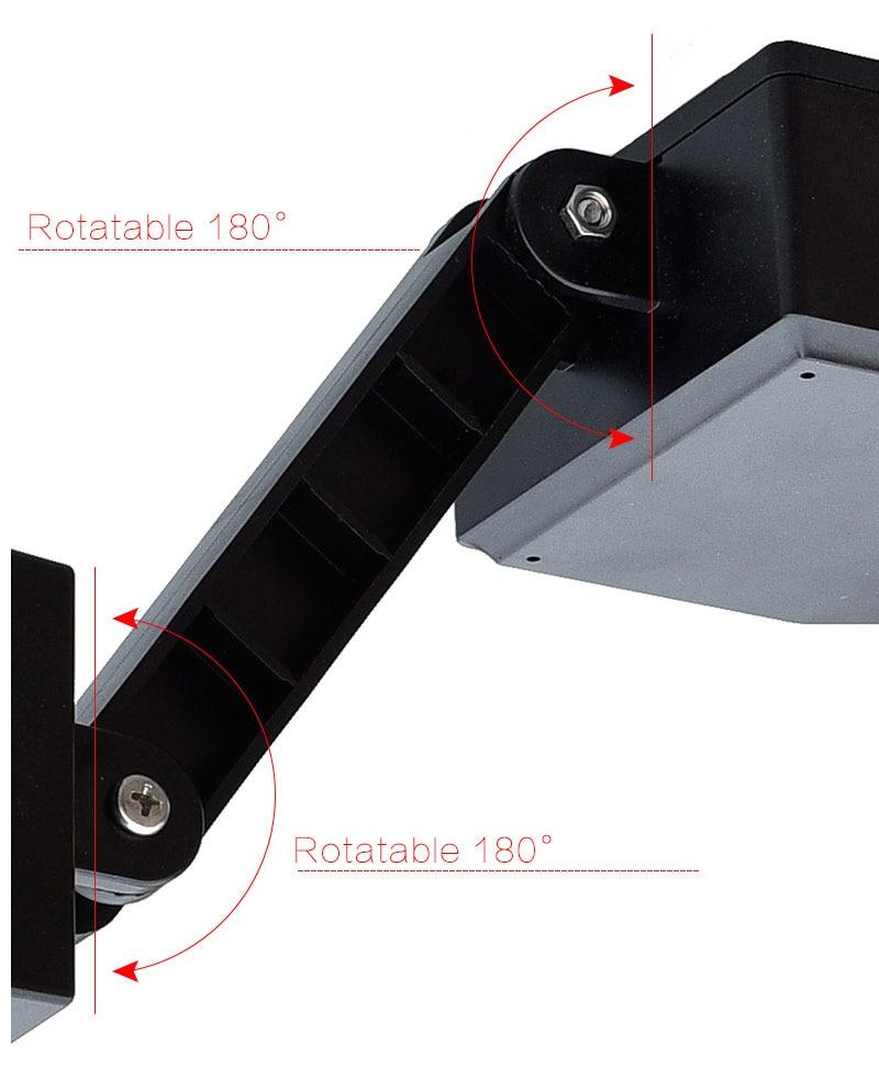sensor de movimento solar luz de parede