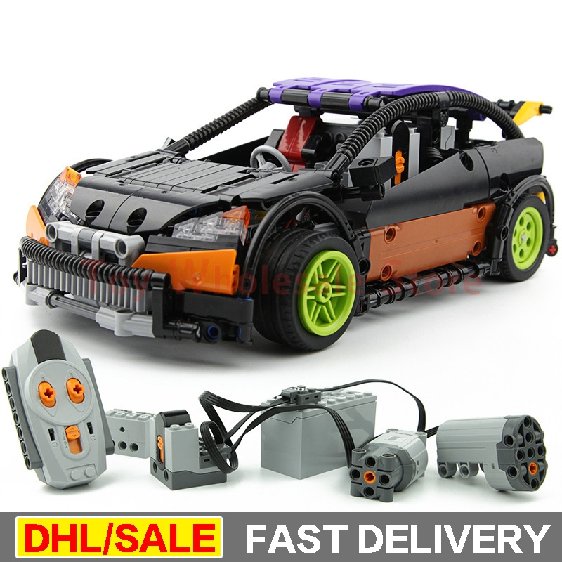 Lepin 20053 Genuine New Technic Series The Hatchback Type R Set MOC-6604 Building Blocks Bricks Educational Toys Gifts Model lepin 20053 genuine new technic series the hatchback type r set moc 6604 building blocks bricks educational toys boy gifts model