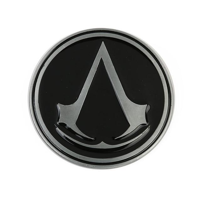 T Disom Mode Riem 2018 Van Assassin Creed Logo Gesp Voor Heren Gesp