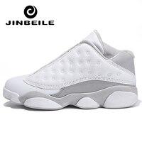 Classic Basketball Shoes Off White Men New Sapatillas Hombre Outdoor Sport Shoe Sneakers Zapatillas De Basquet Walking Shoes