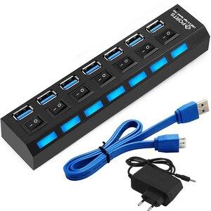 USB 3.0 HUB 4 Port USB HUB USB