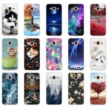 B Silicone For Samsung Galaxy J3 2017 J330F J3 Pro 2017 EU Version Case for samsung j3 2016 2015 J320 cover Coque bumper soft