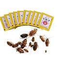 15PCS Cockroach Repellent Trap Poison Pest Portfolio Indoor Family Bug Control New