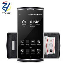 LEAGOO V1 смартфон MT6753 Octa Ядро 4 Г LTE Android 6.0 Мобильный Телефон 3 ГБ + 16 ГБ 13.0MP Отпечатков Пальцев ID 5.0HD 3000 мАч Сотовый телефон