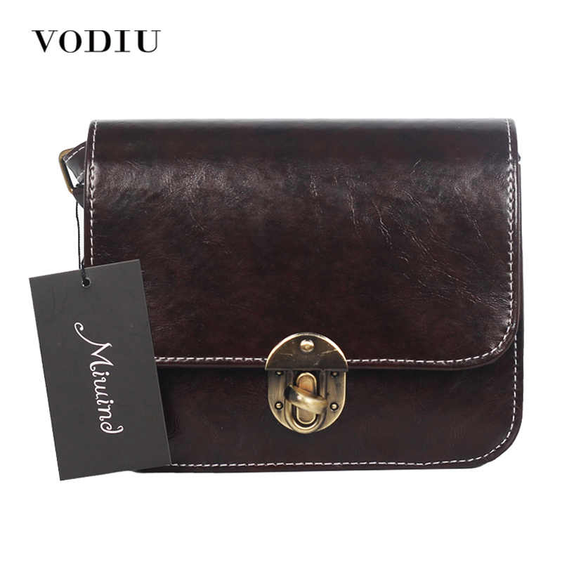 Women New Bags Vintage Hasp Small Bag Crossbody Over Shoulder Bag Women Retro Handbag Messenger Bags High Quality Motorcycle fashion sheepskin mini women bag retro small fragrant bag chain diamond lattice small shoulder bags hasp women messenger bags