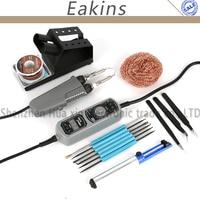 Orginal YIHUA 938D Electric Tweezers IC Soldering Station Portable Hot Tweezers For BGA SMD Repairing 220V