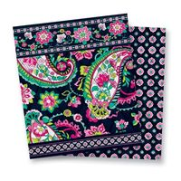 New Arrive 150CM Width Petal Paisley Printed 100 Cotton Fabrics Plain Weave Fabric Printed Patchwork Fabric