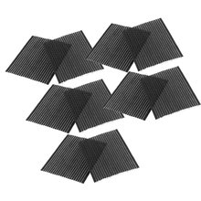MYTL Bangs Clip Magic Paste Posts Fringe Hair Stickers Black 5 Bags