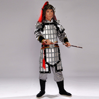 ancient chinese costumes for men chinese armor costume chinese warrior armor halloween costumes vintage Shogun clothing