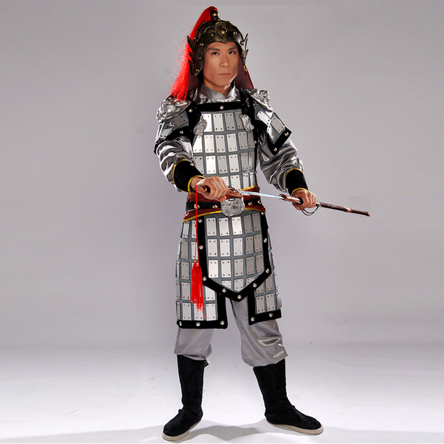 ancient chinese costumes for men chinese armor costume chinese warrior armor halloween costumes vintage Shogun clothing  sc 1 st  AliExpress.com & ancient chinese costumes for men chinese armor costume chinese ...