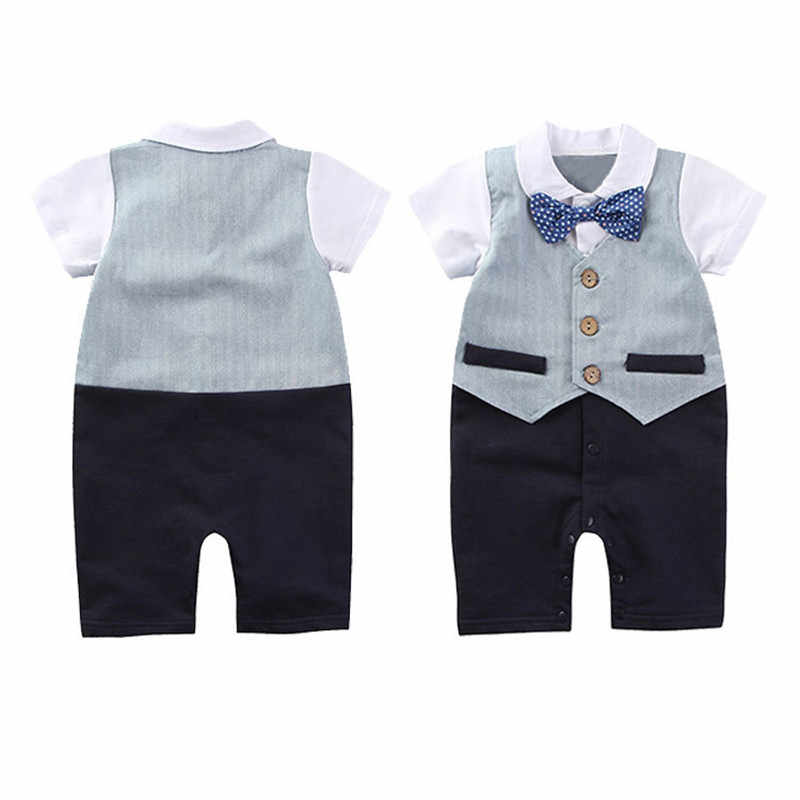25f08d40f Detail Feedback Questions about Newborn Fashion baby rompers boys ...