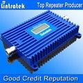 Pantalla LCD Lintratek DCS 70dbi Amplificador de Señal Móvil de Refuerzo GSM 1800 Mhz Repetidor de Señal ALC 4G LTE 1800 Mhz celular Boosters S35
