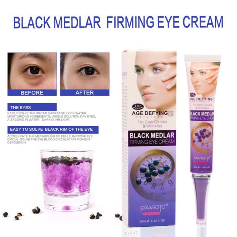 Black Goji Eye Cream Against Puffiness Remove Dark Circles ...