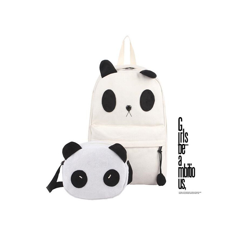 NEW 2 pcs backpacks for teenage girls women backpack space portfolios for teens school bags for