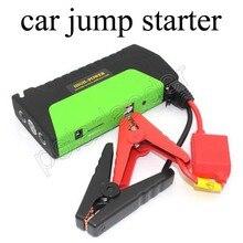 Samochód banku zasilacz Samochodowy Skok Startowy 12 V Auto Start Booster Awaryjne akumulatory i ładowarka do Telefonów komórkowych Notebook