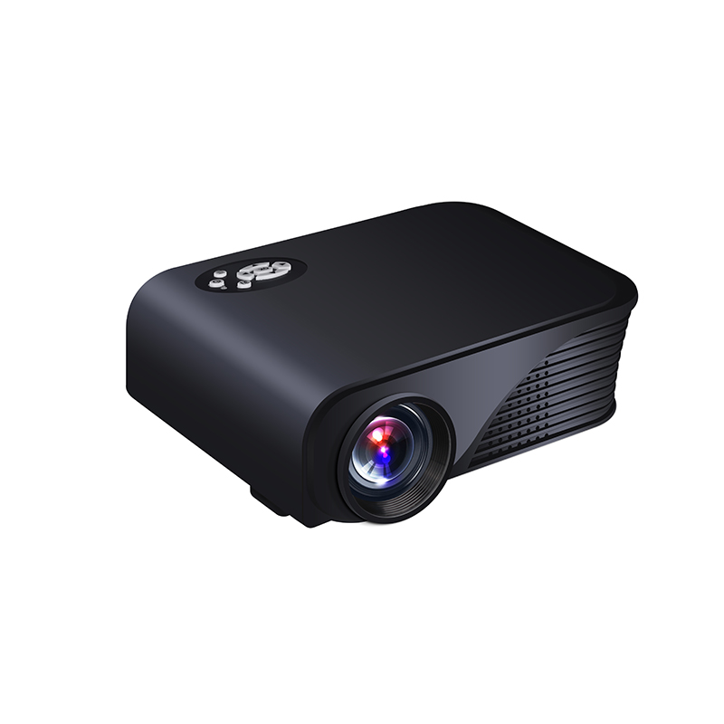 1800lumens hd led hdmi hdmi usb digital home for Hdmi pocket projector