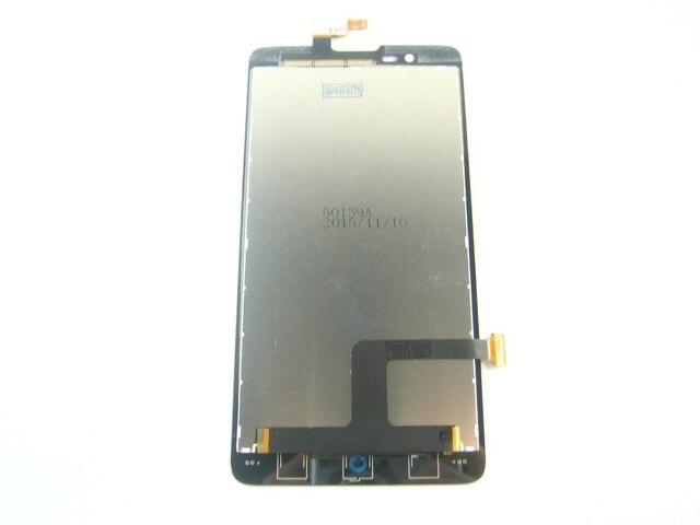 Замена ЖК-Дисплей + Сенсорный Экран Digitizer для ZTE Blade HN V993Q L3 Черный
