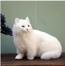 WYZHY  Simulation cat animal simulation handicraft home decoration 24CMx15CMx22CM